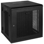 12U Swing-out Wall Mount Enclosure