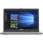 "VivoBook Max X541UARH71 Intel Core i7-6500U Dual-Core 2.50GHz Notebook - 12GB RAM, 1TB HDD, 15.6"" FHD LED, SuperMulti DVD, Fast Ethernet, 802.11b/g/n, Bluetooth, Webcam, 3-cell Li-Ion, Black / Dark Brown"