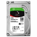 2TB Ironwolf Pro SATA 7200 RPM 3.5 128M Hard Drive