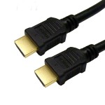 Professional Ultra High Speed 4K2K HDMI 1.4 Male/Male Cable 2m, 6ft - Black