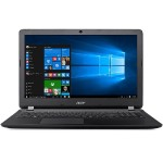 "Aspire ES ES1-572-35HJ Intel Core i3-7100U Dual-Core 2.40GHz Notebook - 8GB RAM, 1TB HDD, 15.6"" HD LED, DVD-Writer, Gigabit Ethernet, 802.11a/b/g/n/ac, Bluetooth, 4-cell Li-Ion"