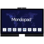"Mondopad INF6522 - Kit - all-in-one - 1 x Core i7 6700T / 2.8 GHz - RAM 8 GB - SSD 256 GB - HD Graphics 530 - GigE - WLAN: 802.11a/b/g/n, Bluetooth 4.0 - W10 Pro 64-bit - vPro - monitor: LED 65"" 1920 x 1080 (Full HD) touchscreen"
