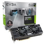 GeForce GTX 1050 Ti FTW Gaming Graphic Cards ACX 3.0, 4GB GDDR5, DX12 OSD Support (PXOC)