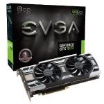 GeForce GTX 1070 Gaming, 8GB GDDR5, ACX 3.0 & LED