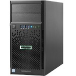 Smart Buy ProLiant ML30 Gen9 Intel Xeon Quad-Core E3-1220v5 3.0GHz Entry Server - 4GB RAM,  no HDD, DVD-RW, Gigabit Ethernet, Smart Array B140i (Open Box Product, Limited Availability, No Back Orders)