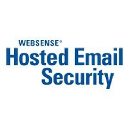 MacMall | Websense Inc Hosted Email Security and Content Control -  Subscription license renewal (6 months) - 1 seat - volume - 25-249 licenses  -