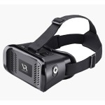 Virtual Reality Headset in Black