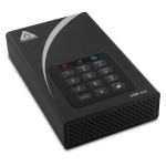 Padlock 10TB DT 256-bit Encryption USB 3 Hard Drive