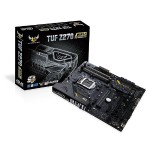 ASUS Intel LGA 1151 ATX motherboard with DDR4 3866 (O.C.), dual M.2 and USB 3.1, HDMI, Intel® Optane™ memory ready TUF Z270 MARK 2