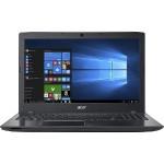 "Aspire E 15 E5-575-5253 Intel Core i5-7200U Dual-Core 2.50GHz Laptop - 8GB RAM, 1TB HDD, 15.6"" HD LED, Gigabit Ethernet, 802.11ac, Bluetooth, Webcam, 4-cell Li-Ion, Obsidian Black"