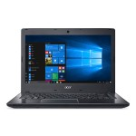 """TravelMate P2 TMP249-M-70Y6 Intel i7-6500U Dual-core 2.50 GHz - Notebook computer 8GB RAM, 256GD SSD, 14"""" Full HD LED, 802.11ac, Bluetooth, Webcam, 4-Cell Lithium Ion"""