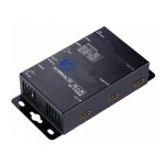 1 to 2 Port 4K HDMI Cascadable Distribution Amplifier