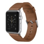 Classic Leather Band for Apple Watch 42mm - Tan