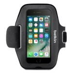 Sport-Fit Armband for iPhone 7 - Blacktop
