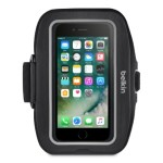 Sport-Fit Plus Armband for iPhone 7 - Blacktop