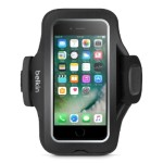 Sport-Fit Pro Armband for iPhone 7 - Blacktop