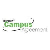 Microsoft Campus Agreement Desktop Package with Enterprise CAL - Step-up license & software assurance - 1 PC - EDU - Campus - Win - All Languages C27-00029