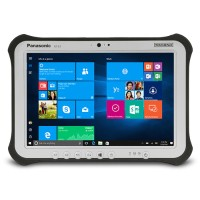 "Panasonic Toughpad FZ-G1 - Tablet - Core i5 6300U / 2.4 GHz - Win 10 Pro - 8 GB RAM - 256 GB SSD - 10.1"" IPS touchscreen 1920 x 1200 - HD Graphics 520 - Wi-Fi, Bluetooth - rugged - with Toughbook Preferred FZ-G1P5262VM"