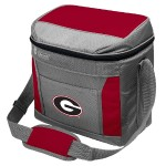 Rawlings NCAA 16-Can Soft-Sided Cooler - Georgia 04113073111