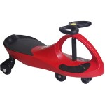 PlasmaCar Ride-On Toy - Red