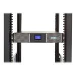 9PX 9PX1500RT - UPS (rack-mountable / external) - AC 100/110/120/125 V - 1350 Watt - 1500 VA - RS-232, USB - output connectors: 8 - 2U - black, silver