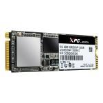 XPG SX8000 - Solid state drive - 128 GB - internal - M.2 2280 - PCI Express 3.0 x4 (NVMe)