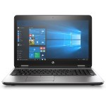 """ProBook 650 G3 - Core i5 7200U / 2.5 GHz - Win 10 Pro 64-bit - 8 GB RAM - 256 GB SSD SED, TCG Opal Encryption 2, TLC - DVD SuperMulti - 15.6"""" 1920 x 1080 (Full HD) - HD Graphics 620 - Wi-Fi, Bluetooth - kbd: US"""