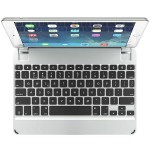 9.7 Keyboard for the new 5th Gen iPad, iPad Pro 9.7, iPad Air 2 and iPad Air 1 (Silver)