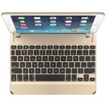 9.7 Keyboard for the new 5th Gen iPad, iPad Pro 9.7, iPad Air 2 and iPad Air 1 (Gold)