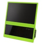 "pi-top Desktop ARM Cortex-A53p Quad-Core 1.2GHz, 1GB LPDDR2 RAM, 40 GPIO pins, 14"" HD LCD, VideoCore IV 3D graphics core, 802.11 b/g/n, Bluetooth 4.1 (Without Raspberry Pi) - Green"