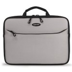 "16"" SlipSuit Notebook Sleeve (Silver)"