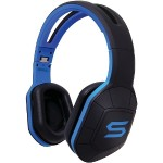 Combat+ Active Performance Over-Ear Headphones (Electric Blue)