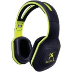 Combat+ Active Performance Over-Ear Headphones (Khaki Green/Black)