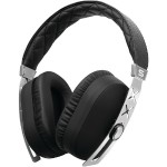 Jet Pro Headphones with Microphone (Deluxe Silver Edition)
