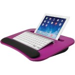 Media LapDesk (Purple)