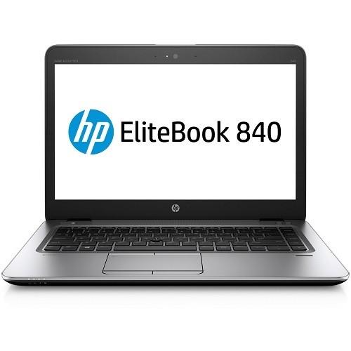 HP Inc  EliteBook 840 G4 - Core i5 7200U / 2 5 GHz - Win 10 Pro 64-bit - 8  GB RAM - 256 GB SSD Z Turbo Drive G2, NVMe, TLC - 14
