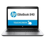 "Smart Buy EliteBook 840 G4 Intel Core i7-7600U 2.8GHz Ultrabook - 8GB RAM, 256GB SSD, 14"" FHD SVA LED Touch, Gigabit Ethernet, 8265 AC 2x2 WiFi, Bluetooth 4.2, Webcam, 3-Cell 51Whr Li-Ion Polymer Long Life Battery"
