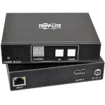 DisplayPort Audio/Video with RS-232 Serial and IR Control over IP Extender Kit