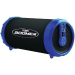 BOOMER Portable Bluetooth Speaker - Blue