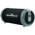 BOOMER Portable Bluetooth Speaker - Gray