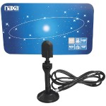 Naxa Electronics Ultrathin Flat Panel ATSC/HDTV Antenna NAA-306