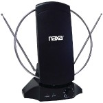 Naxa Electronics High-Powered Amplified ATSC/HDTV/FM Antenna NAA-308