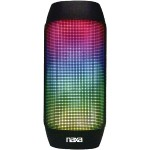 Naxa Electronics Bluetooth Speaker with LED Lighting Effects NAS-3062
