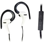 SPIRIT Sport Earphones with Microphone - White