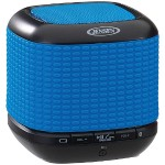 Jensen Portable Bluetooth Stereo Speaker with NFC (Blue) SMPS-621-B