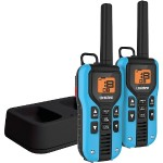 40-Mile 2-Way FRS/GMRS Radios