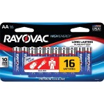 AA Alkaline Batteries (16 pk)