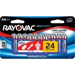 AA Alkaline Batteries (24 pk)