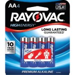 AA Alkaline Batteries (4 pk)