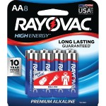 AA Alkaline Batteries (8 pk)